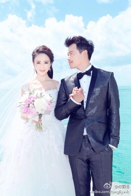 Tong liya wedding hairstyles