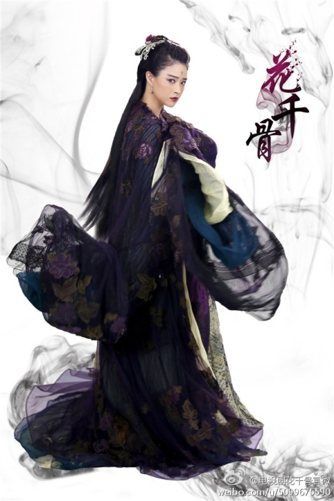 Who cares if you have the heads of human, fairy and underworld in love with you? Jiang Xin still pwns the world.