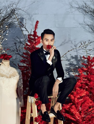 Why get married when Wang Kai is still available?